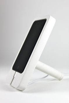 Concrete iPhone Dock