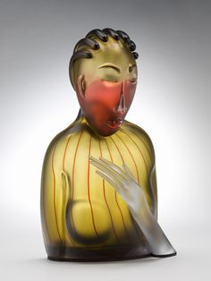 Dan Dailey - Glass figurative art