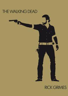 Rick Grimes - The Walking Dead by lestath87 on deviantART