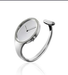Legendary watch from Georg Jensen designed in 1967 by Vivianna Torun Bulow-Hube