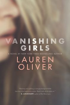 New York Times bestselling author Lauren Oliver delivers a gripping new novel about two sisters inexorably altered by a terrible accident...