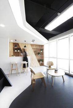 Galería De Puhui Office Design / HyperSity Architects   2