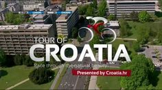 Tour of Croatia 2017 Stage 6 Final Kilometers