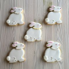 Easter cookies by Dyan