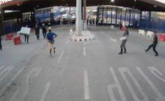 España cerró dos horas su frontera de Melilla tras el asalto de un hombre armado con un cuchillo