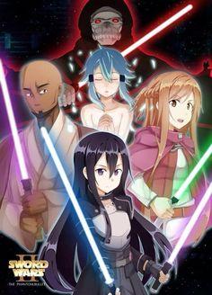 Sword Art Online Star Wars Edition xD