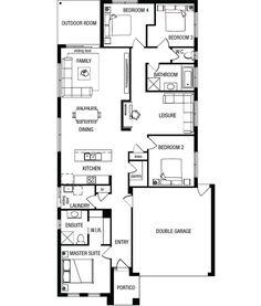 AMIRA Design - 375m2 Block of Land - > $363,600 | Metricon