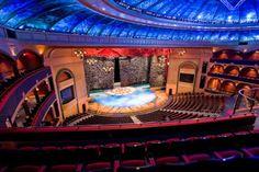 Bellagio Theatre plan - Google Search