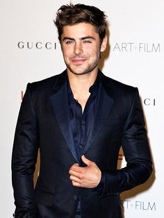 Zac Efron! I would say he's hot, but it's kinda weird coming from a girl that's about 8yrs older than him.