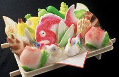 Kinkato sugar confectionary:: Kanazawa Tourist Information Guide
