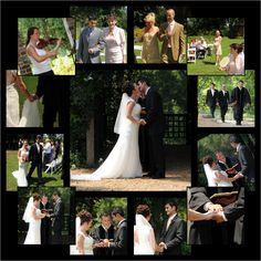 It's all in the details.  Wonderful wedding ceremony in Adairsville, GA.  Barnsley Gardens