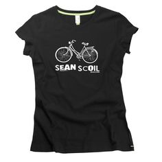 Sean Scoil Ladies T-Shirt by Hairy Baby