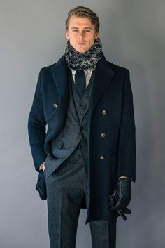 Need help on your scarf game? The best guide to wearing a scarf like a gentleman! Check it out. Join us for weekly articles and tips related to men's style!