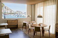 Restaurante MOnastrell, una ventana al mar