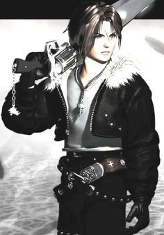 Final Fantasy 8 is an amazing game and the Squall Leonhart jacket is seem to be the best for cosplay and is now available at Fjackets.