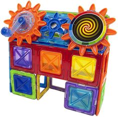 Magformers Magnets In Motion Medium Gear Set by Magformers - $44.95@ms_lewis
