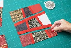 Dorothy Russell Quilt Tutorial