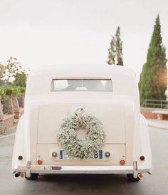 True love in the getaway car. ❤️