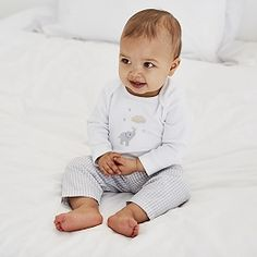 Buy Gingham Pyjamas - from The White Company