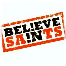 Believe in Saints Rugby League, Saints, Football, Soccer, Futbol, American Football, Soccer Ball