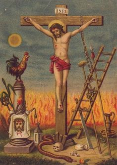 RECUERDOS DOLOROSOS DE LA PASIÓN DE JESÚS, EL CRISTO