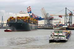 Hafen Hamburg erwirtschaftet Minus beim Seegüterumschlag - http://www.logistik-express.com/hafen-hamburg-erwirtschaftet-minus-beim-seegueterumschlag/