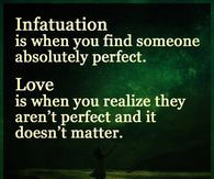 Discover recipes, home ideas, style inspiration and other ideas to try. New Me Quotes, Old Love Quotes, Inspirational Quotes About Love, Couple Quotes, True Quotes, Quote Of The Day, Infatuation Vs Love, Infatuation Quotes, Words That Describe Me