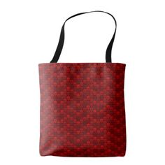 Skull pattern in network color tote bag - pattern sample design template diy cyo customize