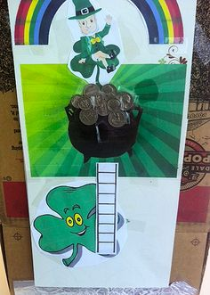 Davis' Real Coin Leprechaun Trap