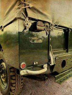Land Rover Defender | repinned by www.BlickeDeeler.de