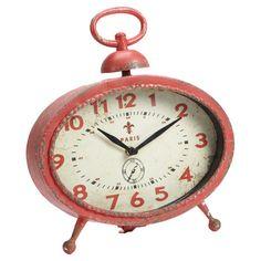 Paris Table Clock.
