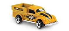 '49 VOLKSWAGEN BEETLE PICKUP in Yellow, ROD SQUAD™, Car Collector | Hot Wheels Pickup Car, Vw Group, Collector Cars, Pick Up, Beetle, Hot Wheels, Race Cars, Volkswagen, German