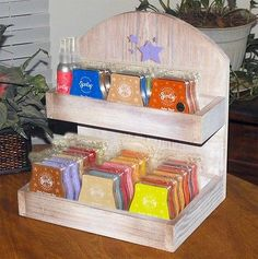 Scented-Wax-Bar-Display-for-Scentsy-Plugin-Warmers-Scented-Wickless-Candles