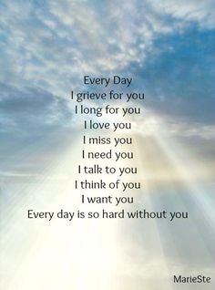 Everyday Doug, Every Single Day! Soulmate Love Quotes, Love Husband Quotes, Missing You Quotes, Dad Quotes, Missing My Husband, Daddy I Love You, Miss You Dad, My Love, I Hate Cancer