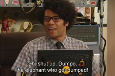 """21 Times Moss From """"The IT Crowd"""" Was Actually Hilarious"""