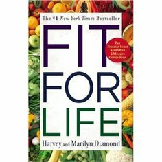 Fit for Life: Harvey Diamond, Marilyn Diamond: 9780446553643: Books - Amazon.ca