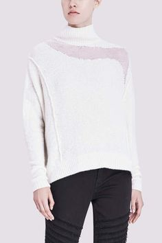 Elie Tahari Della Turtleneck Sweater