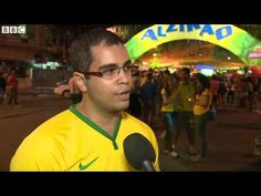 Brazil Fans Shocked By 7-1 Defeat By Germany  [09.07.2014]. . http://www.champions-league.today/brazil-fans-shocked-by-7-1-defeat-by-germany-09-07-2014/.  #brazil #Germany