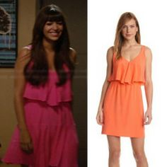 Cece's Dress – New Girl   Match of Cece's Dress from New Girl in the episode 'Coach' $35.99