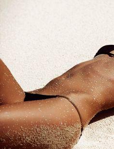 bronzed. // #planetblue #beachbum