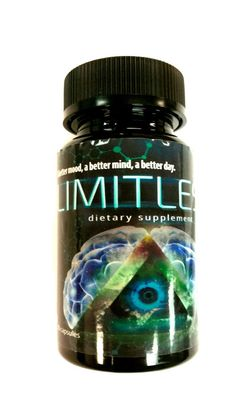Limitless Atomixx - Brain Boosting Nootropic Pill, 20 Capsules #Atomixx