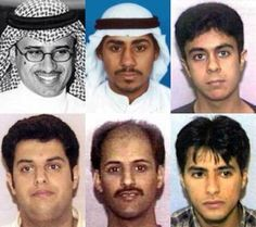 9/11 Hijackers Still Alive! How are these guys still walking around when they were reported dead in the 9/11 attacks?
