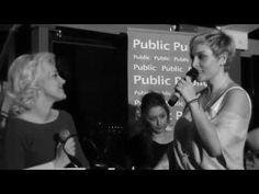 Νατάσσα Μποφίλιου & Ελεονόρα Ζουγανέλη & Θέμης Καραμουρατίδης ~ Με τσιγάρα βαριά - YouTube