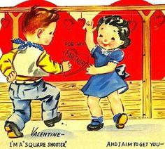 Howdy Valentine!