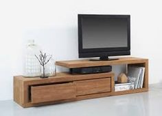 44 Modern TV Stand Designs for Ultimate Home Entertainment Tags: tv stand ideas for small living room, tv stand ideas for bedroom, antique tv stand ideas, awesome tv stand ideas, tv stand ideas creative Bedroom Tv Stand, Tv In Bedroom, Bedroom Small, Diy Bedroom, Bedroom Corner, Small Rooms, Small Spaces, Tv Stand Decor, Diy Tv Stand