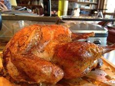 Thanksgiving Dinner - Grandma's Turkey Recipe
