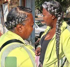 Black Girl Braids, Girls Braids, 2 Braids, Two Braid Hairstyles, Girl Hairstyles, Layered Hairstyles, Black Hairstyles, Butterfly Braid, Curly Hair Styles