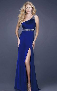 Charming Elastic Woven Satin A-line Evening Dresses