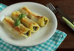 Spenótos-ricottás cannelloni Judit konyhájából