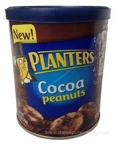 QUICK REVIEW: Planters Cocoa Peanuts